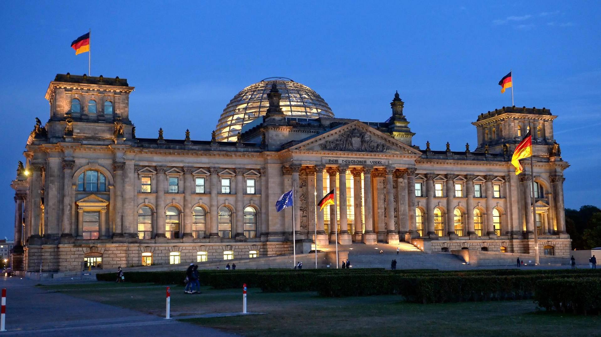 Купол рейхстага в берлине, германия, сайт, отзывы, фото, где находится, отели – туристер.ру