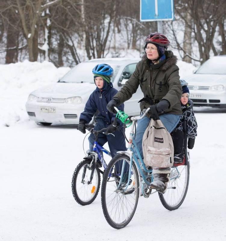 Педальная сила: хельсинки любит велосипеды - это финляндия