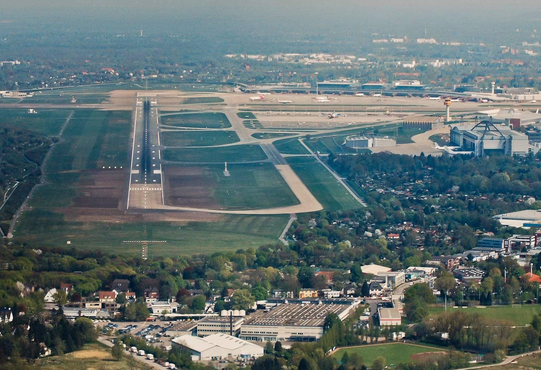 Как ориентироваться в международном аэропорту гамбурга