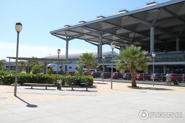 Аэропорт малаги имени пабло пикассо