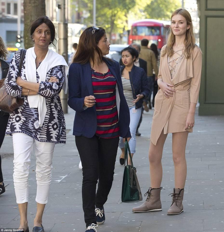 Американский стиль одежды подростков девушек и парней