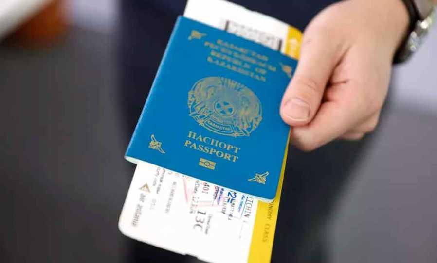 Список безвизовых стран для жителей казахстана в  2021  году