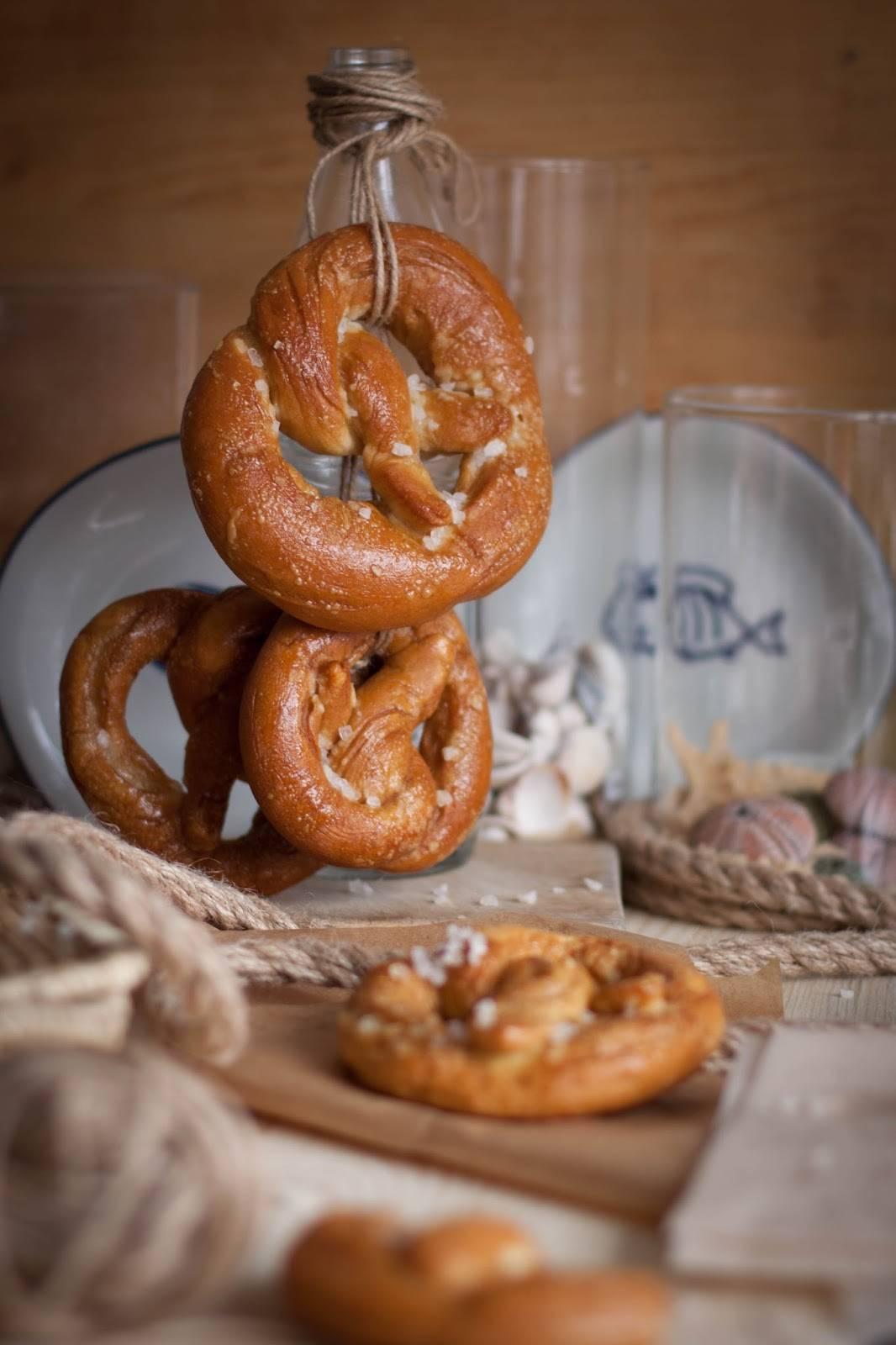 Брецель-визитная карточка немецких пекарен