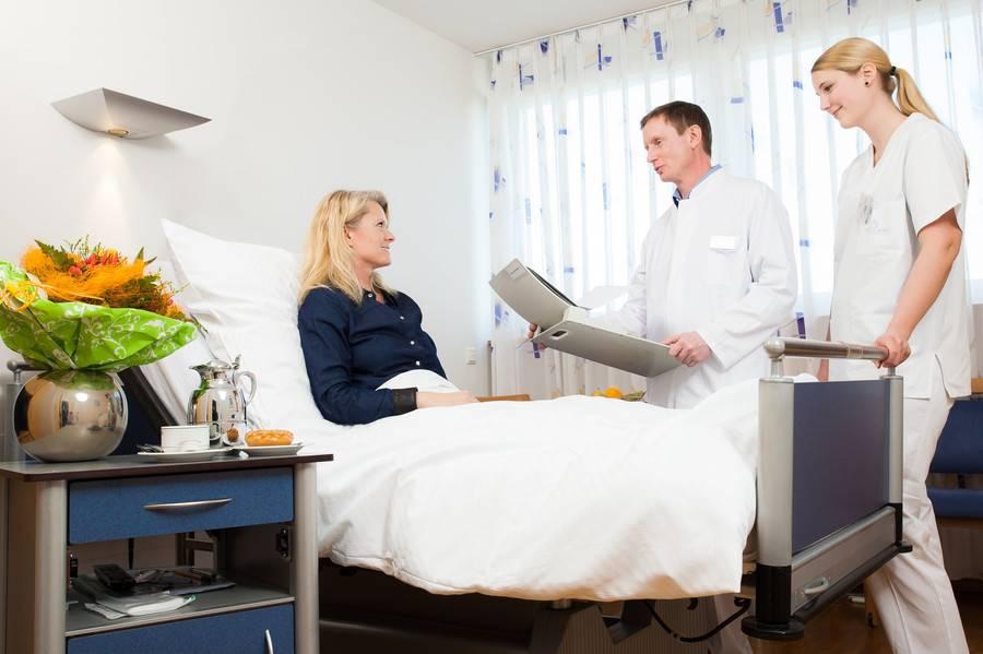 Университетские клиники в германии: инновации от первоисточников