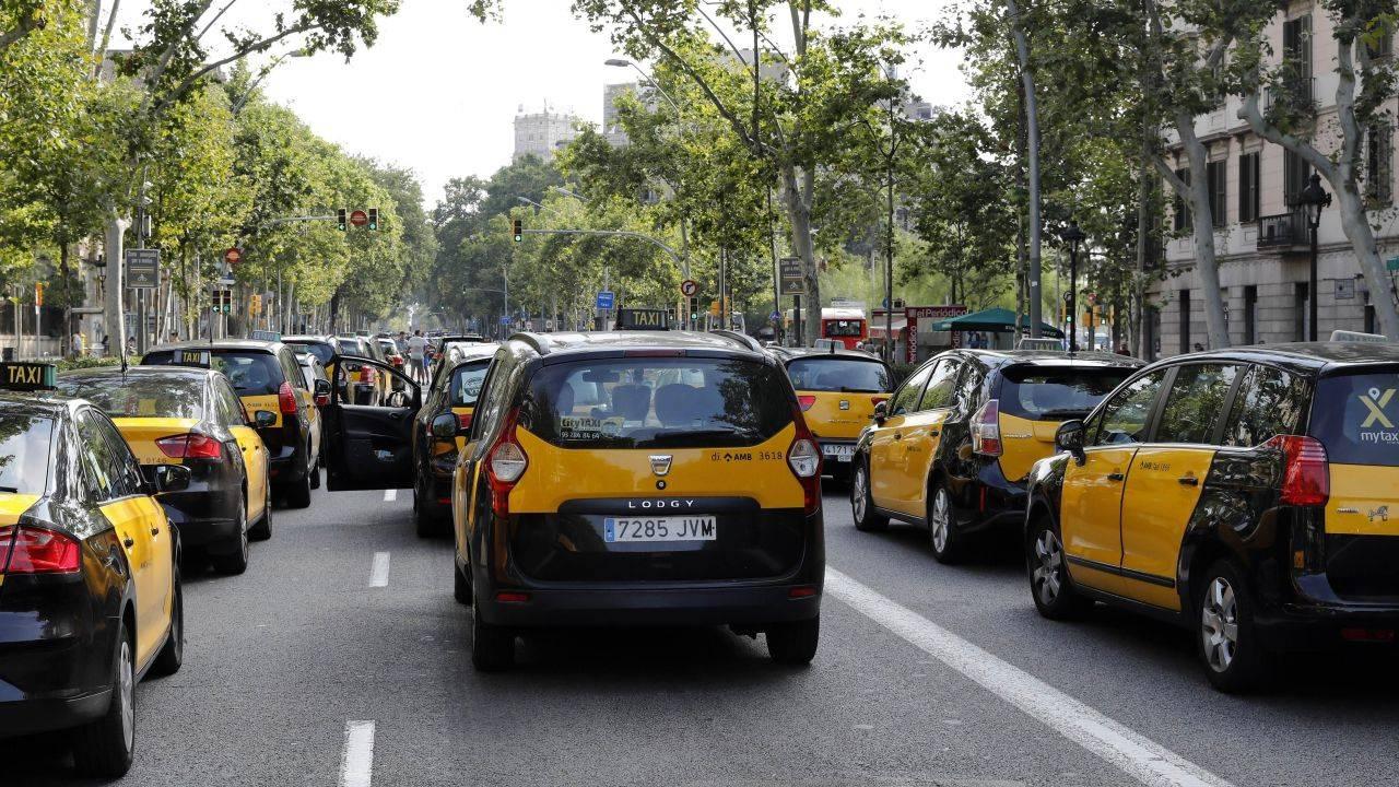 Такси в барселоне из аэропорта - путеводитель барселона тм