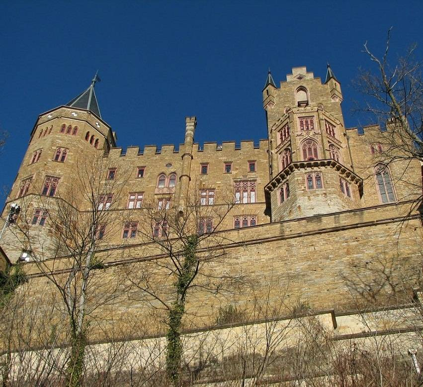 Замок зигмаринген в германии: фото, как добраться   vectorme, векторми