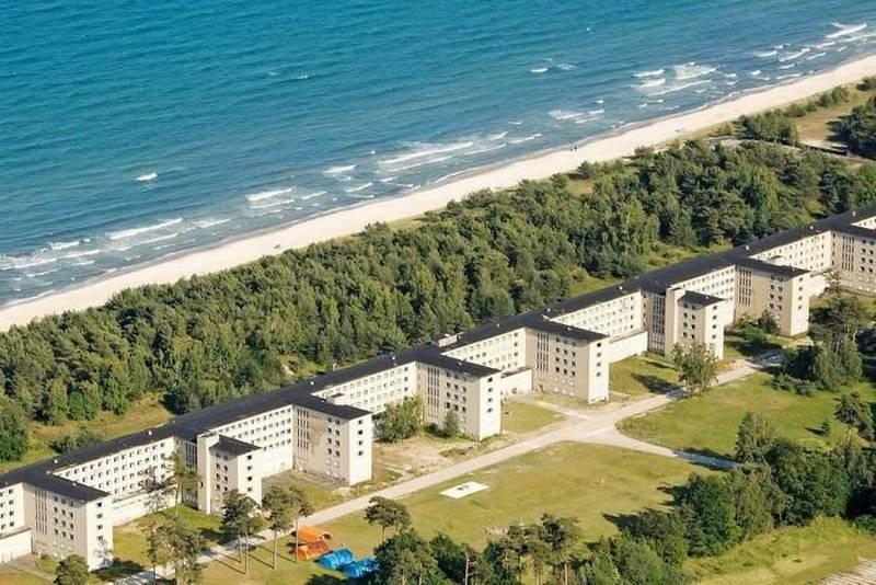 Рюген – крупнейший остров германии