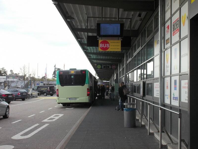 Расписание рейсовых автобусов из баден-бадена в страсбург