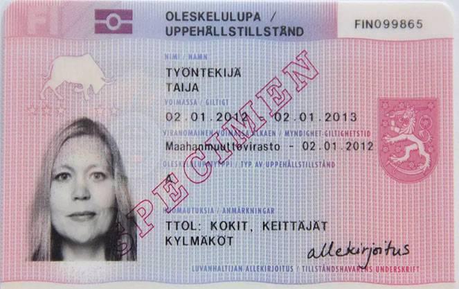 Получение вида на жительство в финляндию в 2021 году