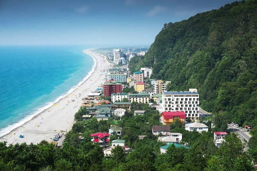Отдых в грузии на море. курорты, города на побережье черного моря, лучшие отели на берегу. фото, цены, отзывы 2020