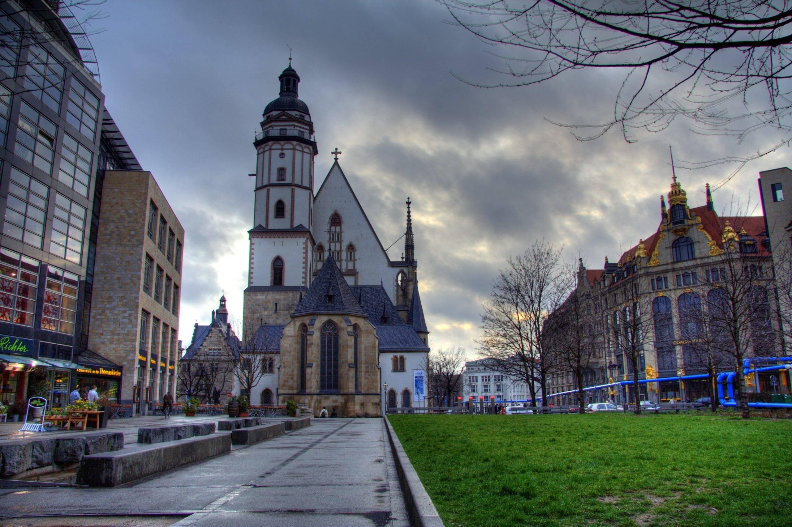 Самые интересные достопримечательности лейпцига - культурного и делового центра восточной германии