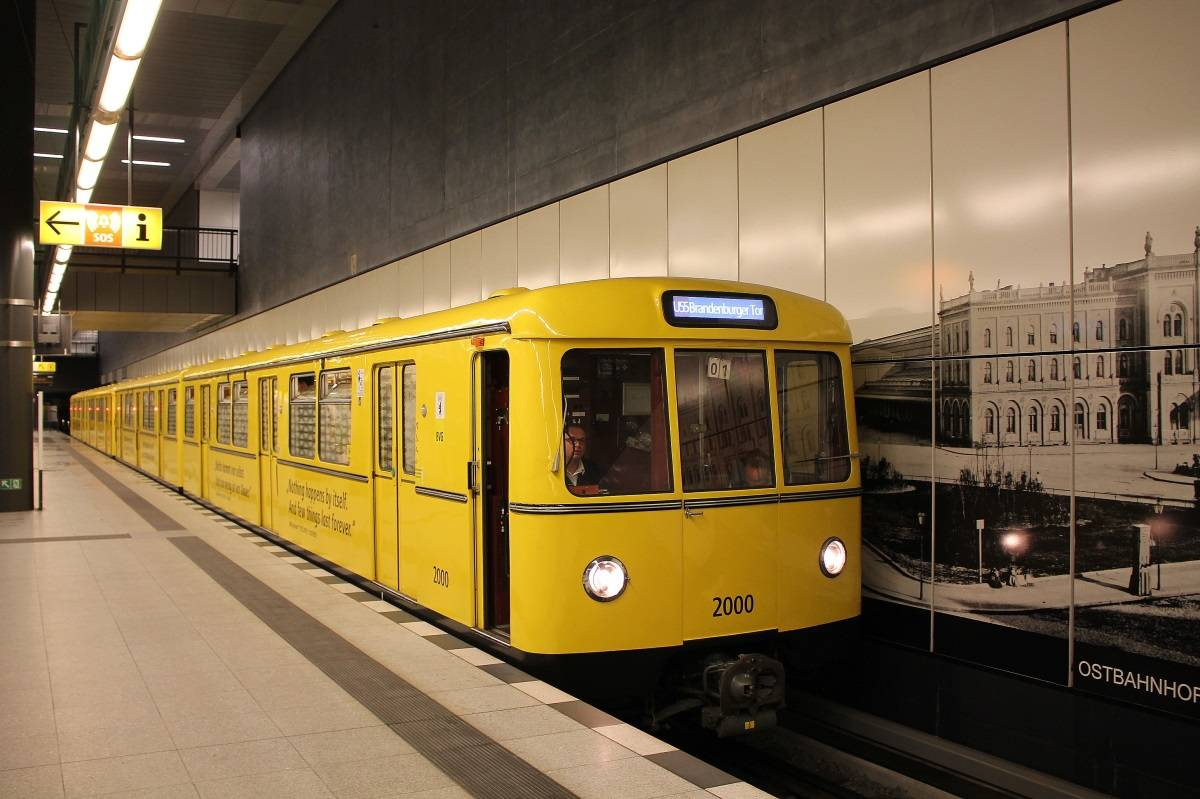 Транспорт в германии - виды: кратко