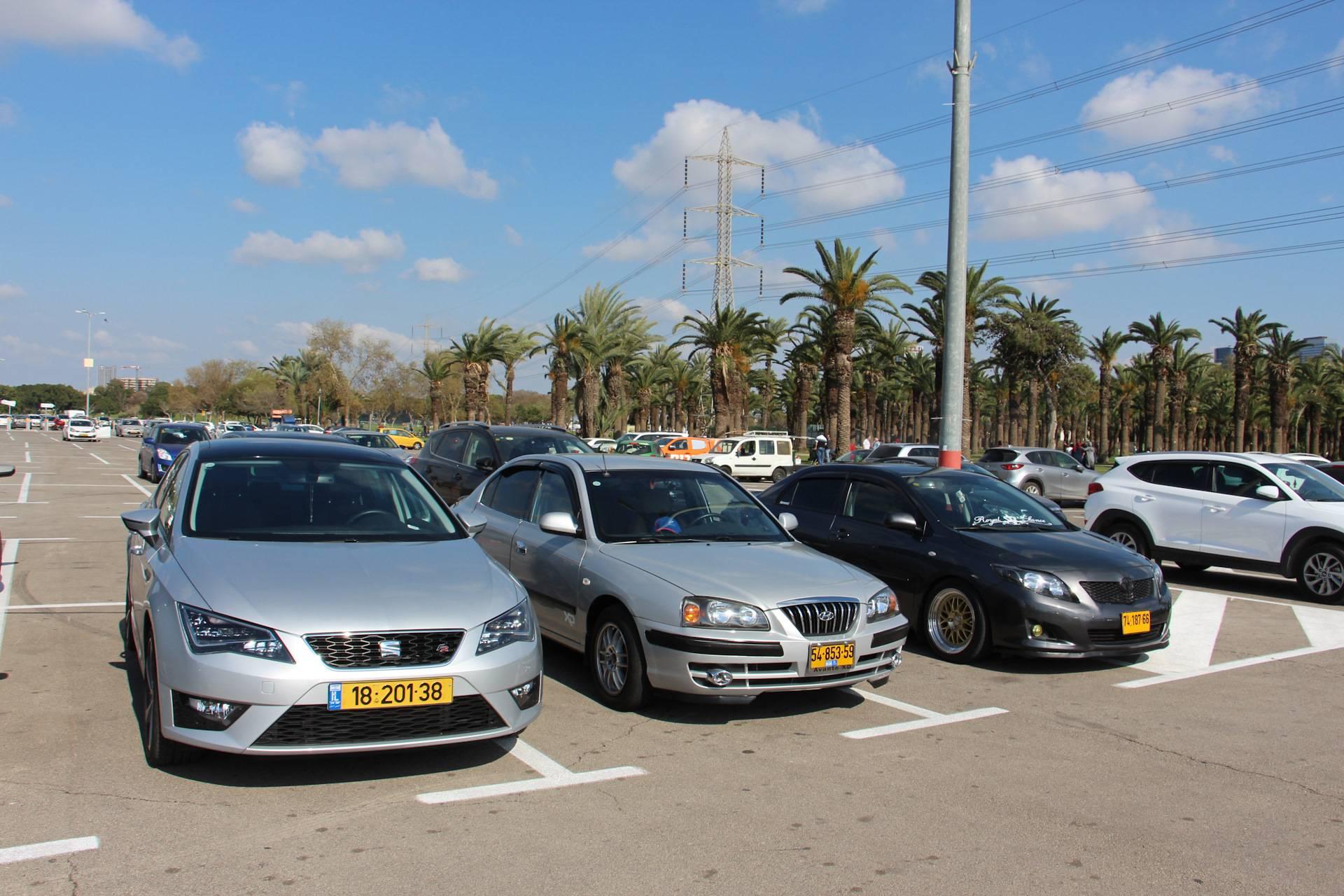 Как купить автомобиль в Израиле