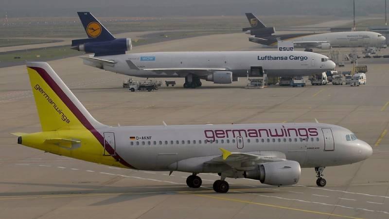 Авиакомпания germanwings (германвингс)