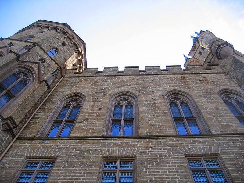Замок гогенцоллерн, германия: история, фото и как добраться