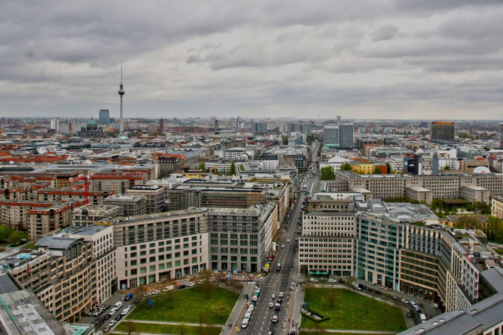 Что посмотреть в берлине - очень подробный обзор