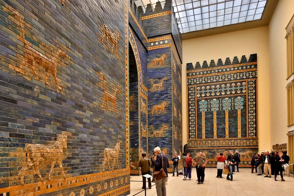 Музей пергамон — pergamonmuseum