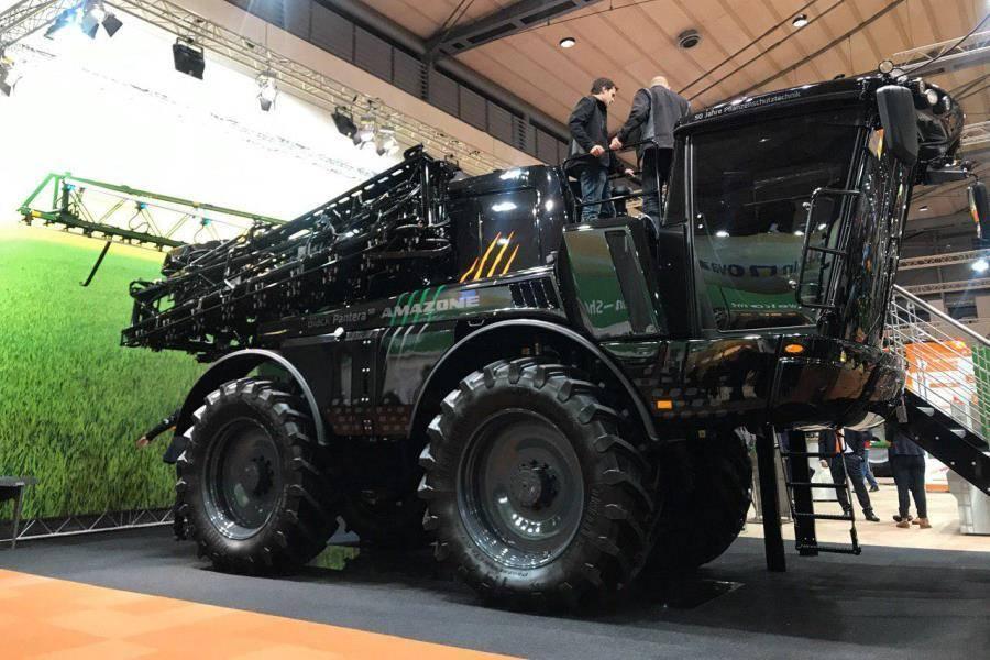 Agritechnica 2017 — крупнейшая сельскохозяйственные выставка, проходящая в ганновере