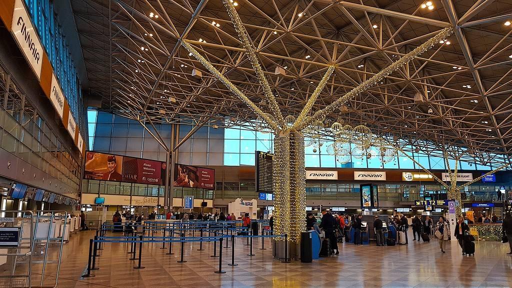 Список аэропортов финляндии — википедия