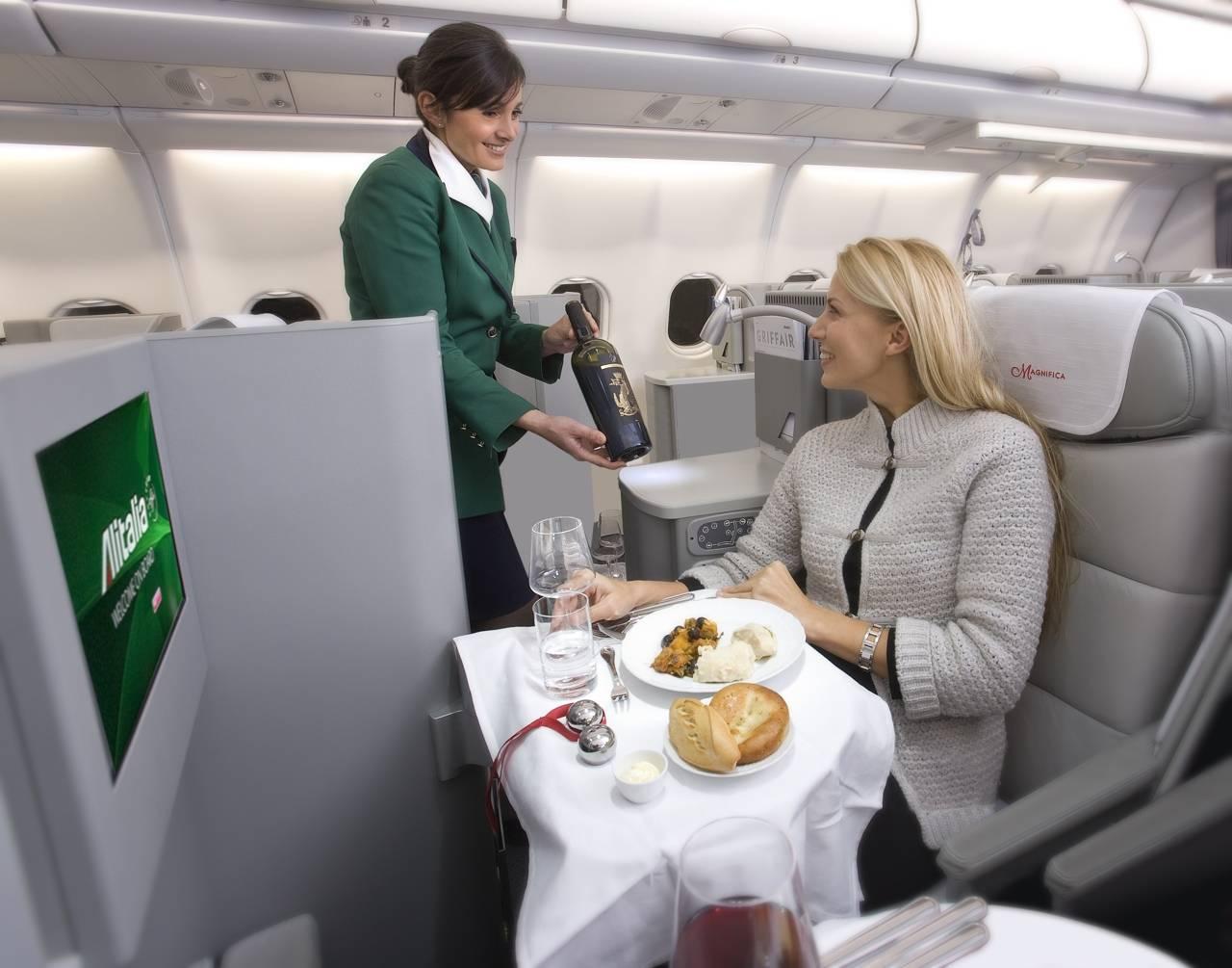 Алиталия: как зарегистрироваться на самолет авиакомпании