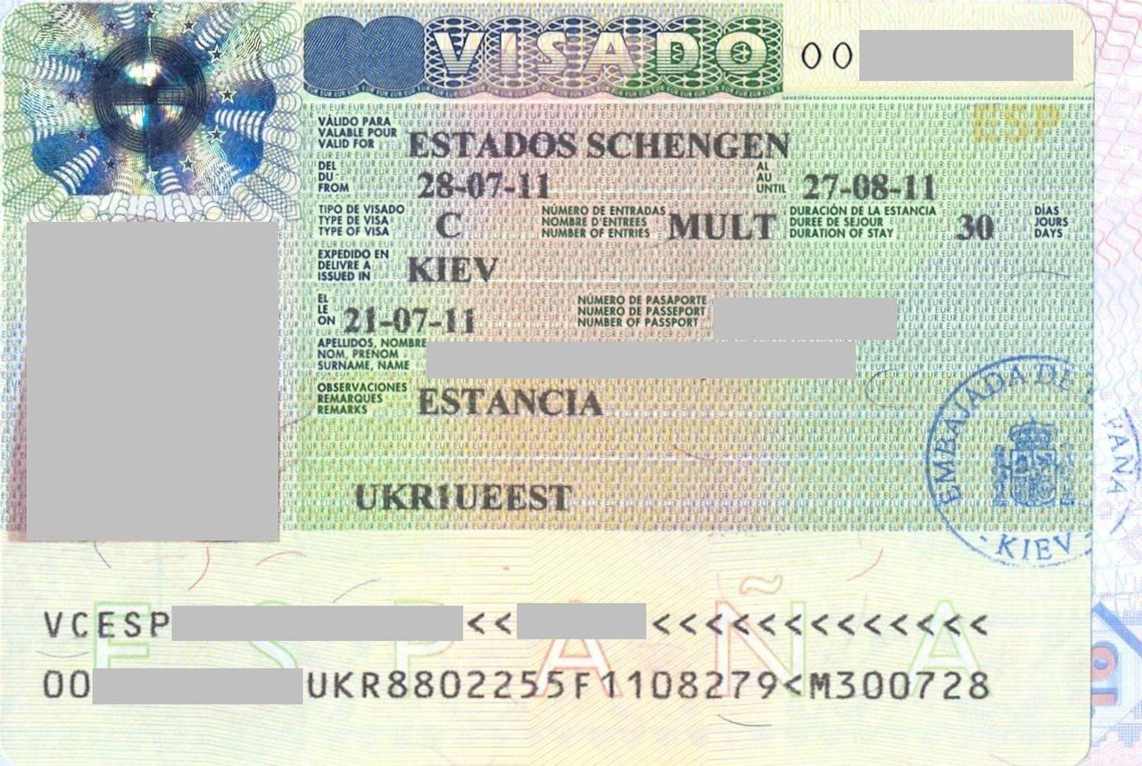 Список документов на визу в испанию в 2020 году: что нужно подать для получения испанского шенгена