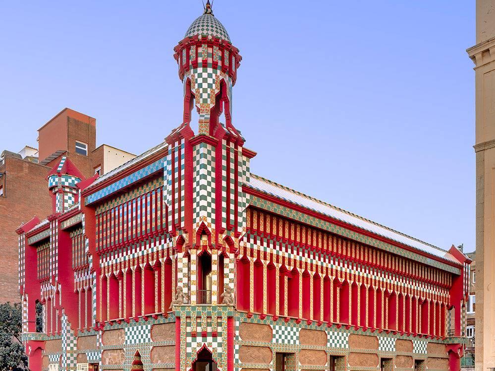 Волшебная архитектура антонио гауди