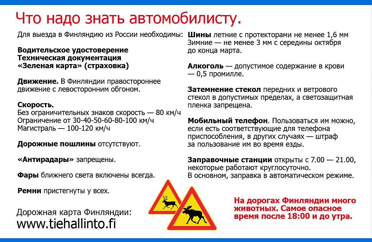 Сравнение штрафов за нарушение пдд в россии и других странах
