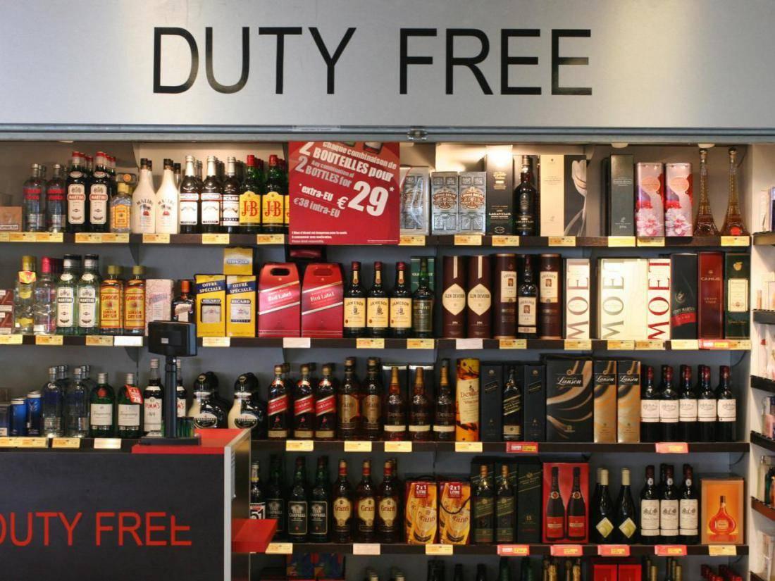 Лучшие магазины беспошлинной торговли duty free в мире