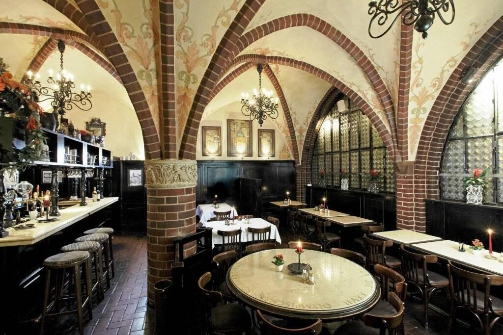 Где поесть в берлине вкусно и недорого - кафе и рестораны