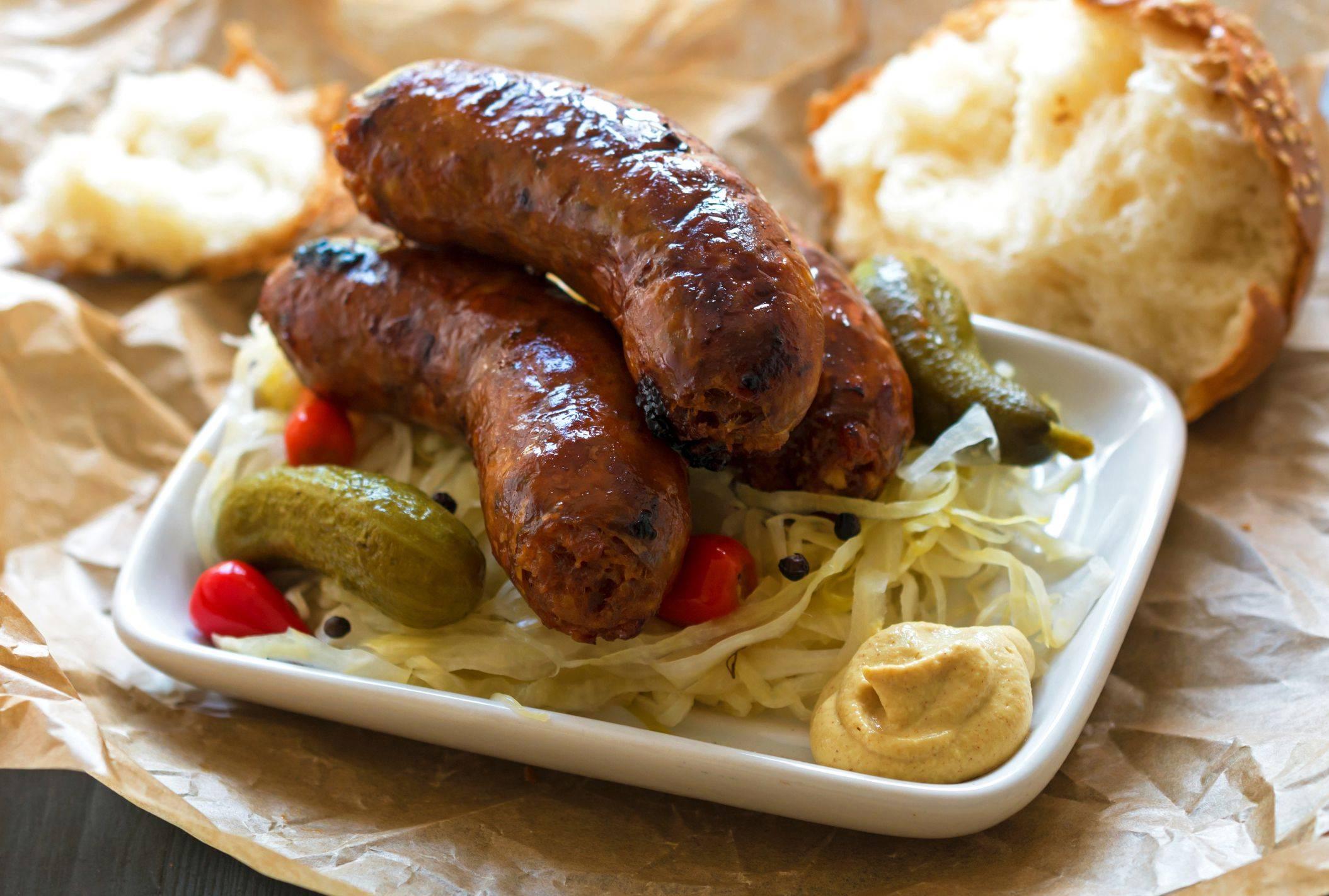 Баварская кухня - рецепты баварской кухни - вкусняха