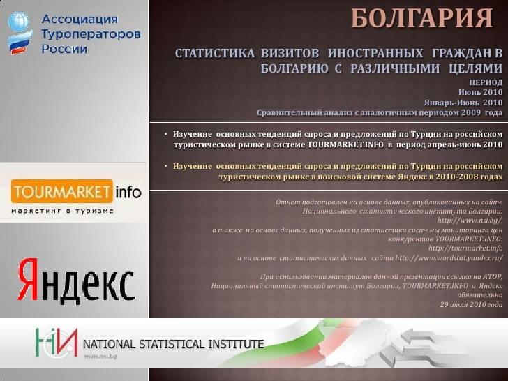 Все о получении пмж в болгарии