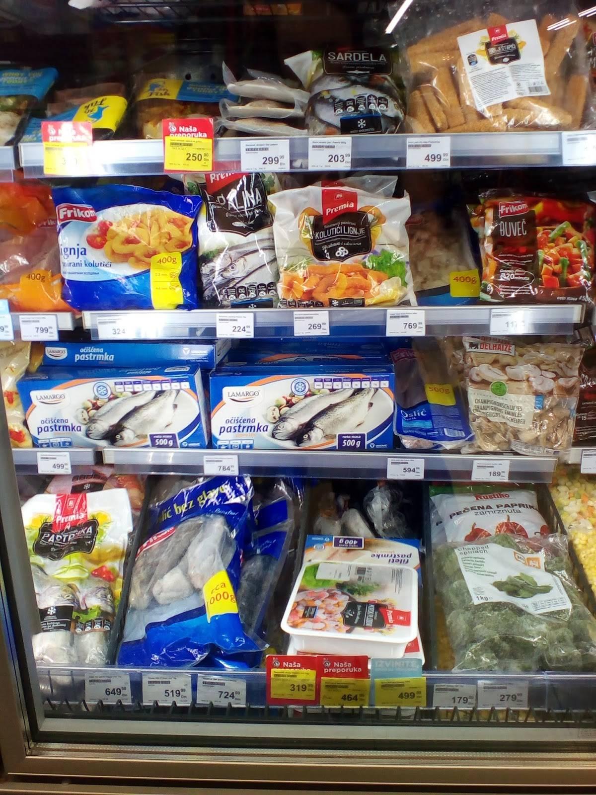 Цены на еду в белграде: где перекусить недорого и вкусно