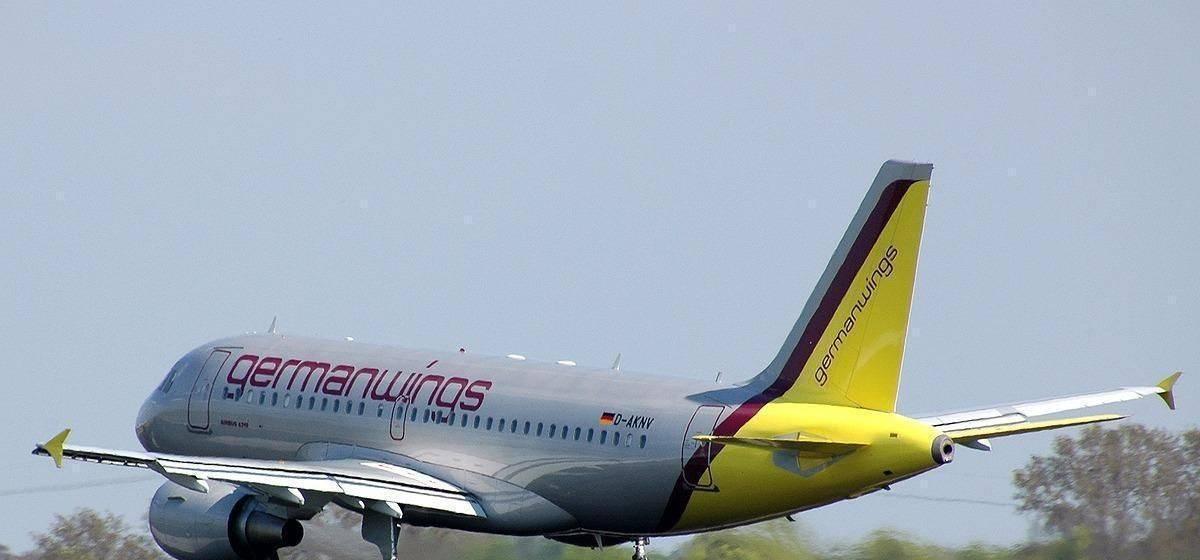Germanwings — википедия