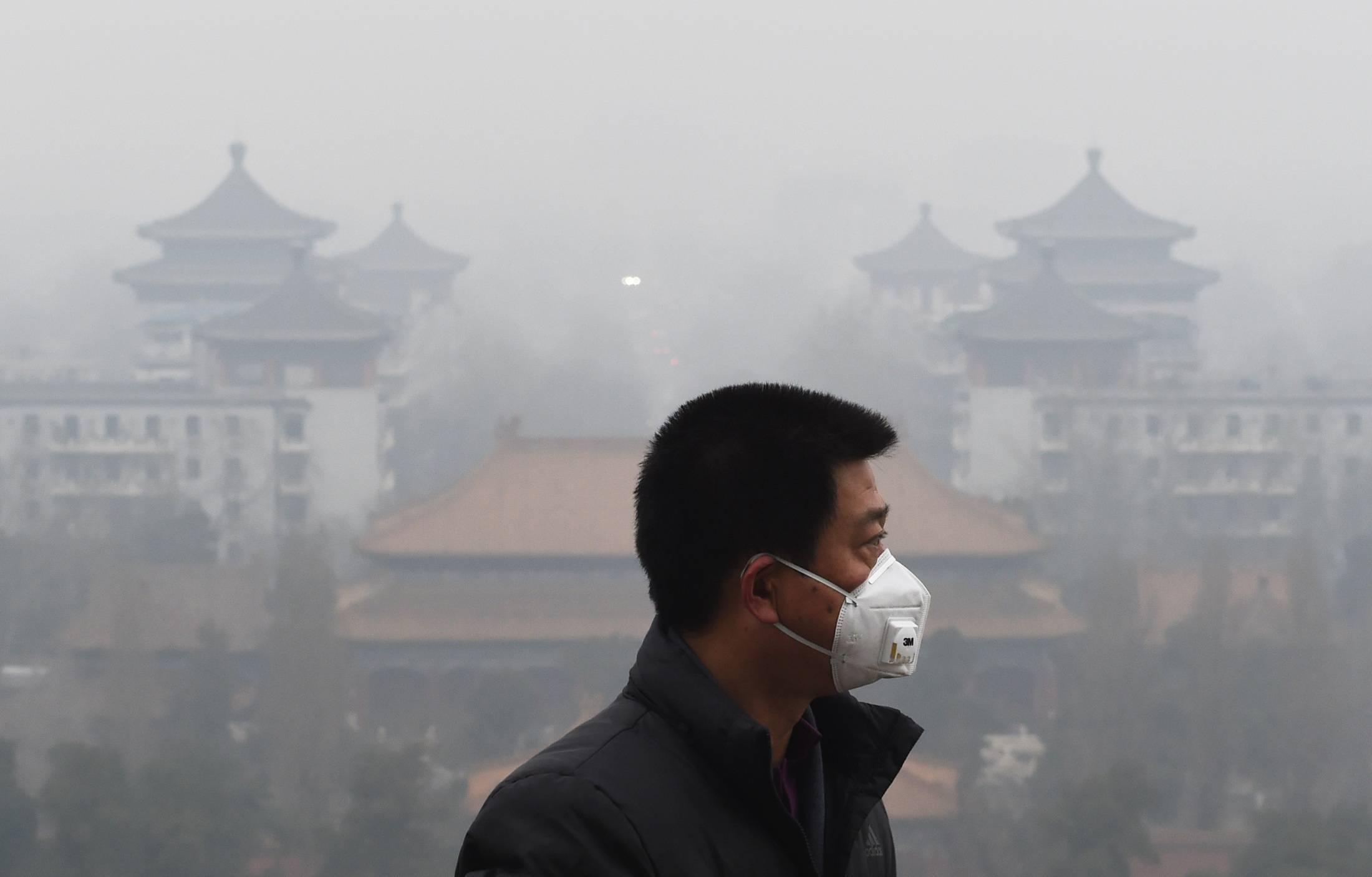 Высокий смог: грязный воздух крадет у жителей земли годы жизни | статьи | известия