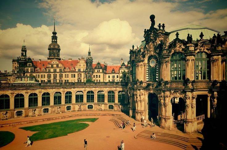 Дрезден: достопримечательности, описание, фото, карта | вся планета