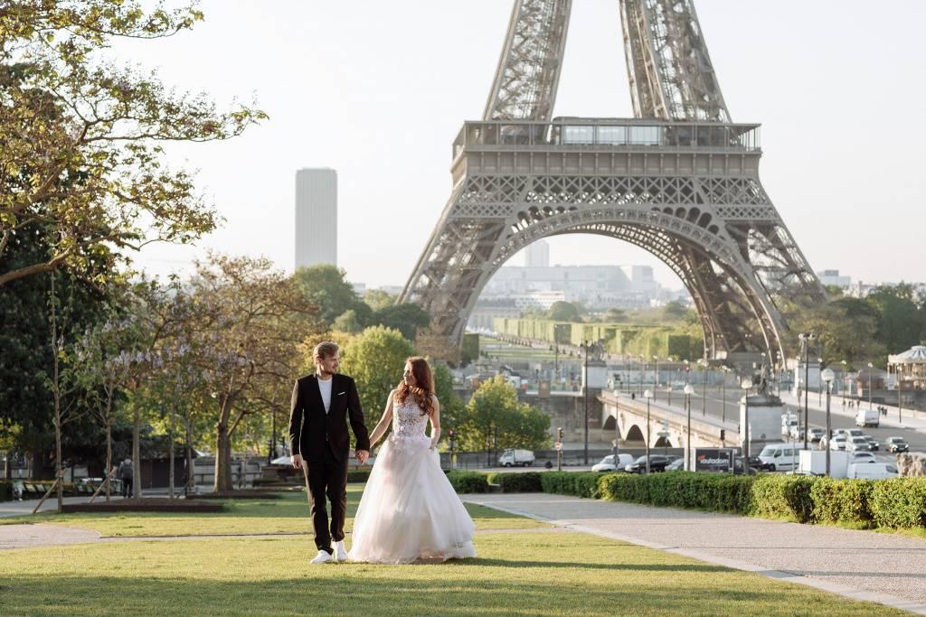 Свадьба в стиле «париж», советы по организации торжества