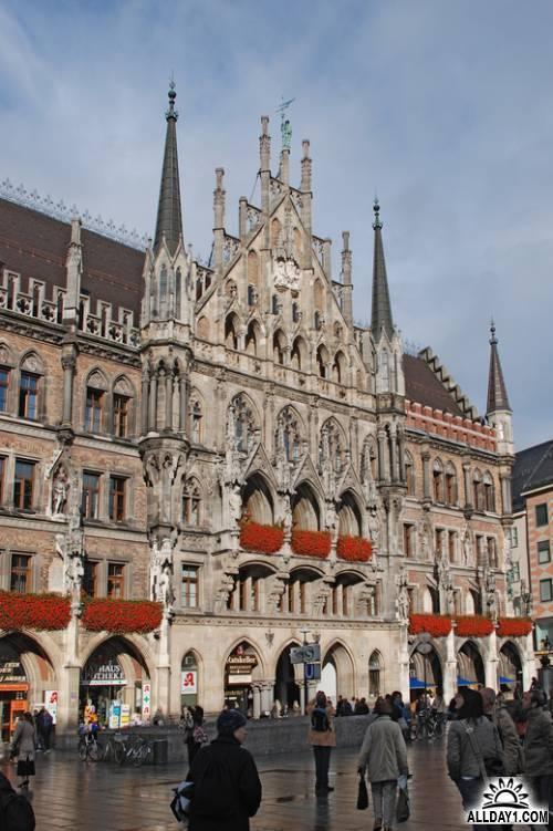 Мюнхен, германия: интересные экскурсии по городу