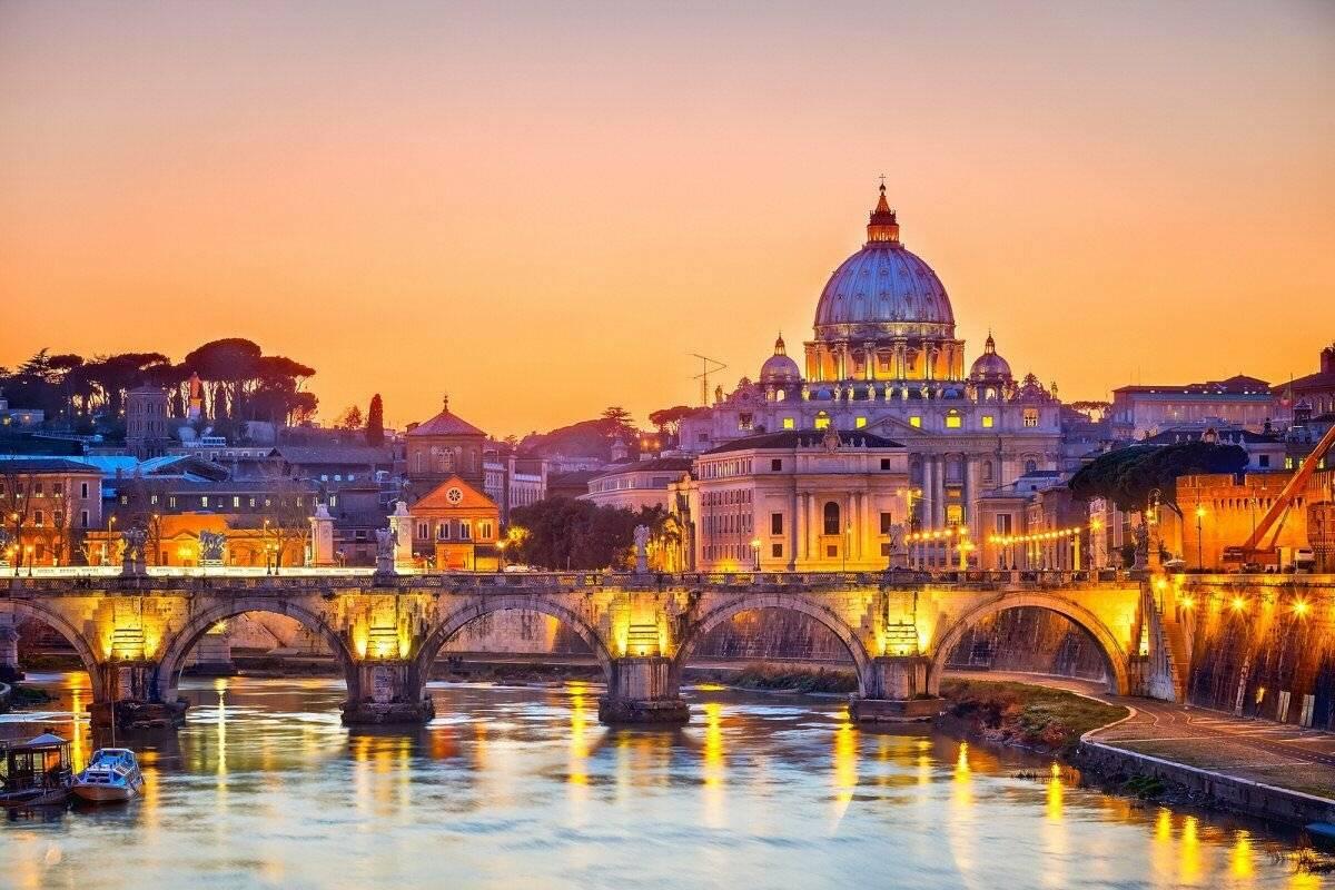 Популярные маршруты по италии