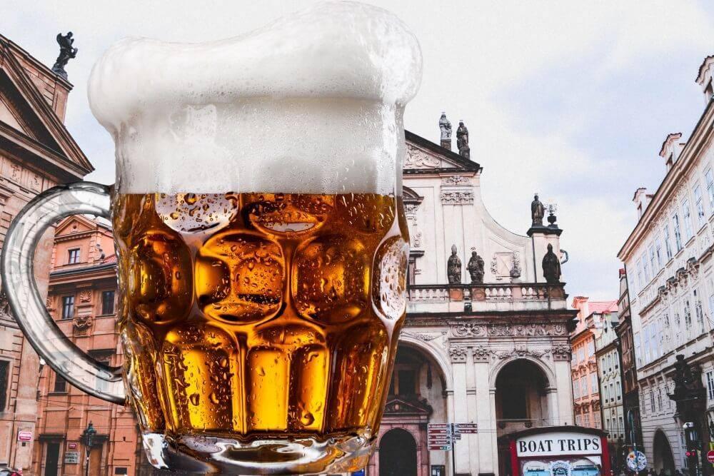 Чешское пиво: история, сорта и известные марки ᐉ прага лайф