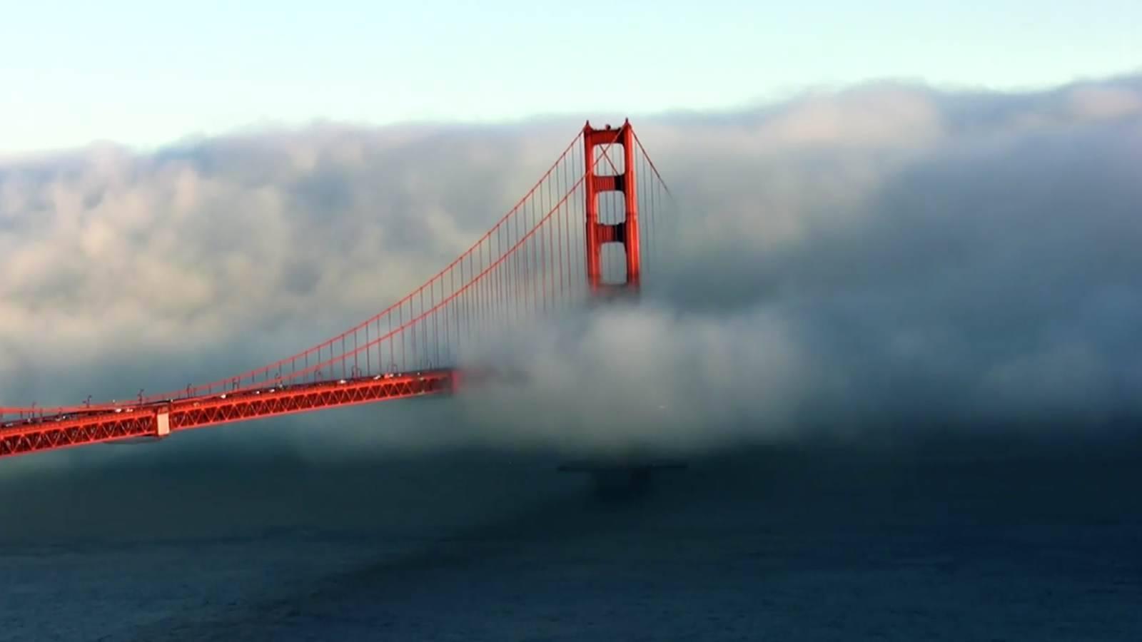 Мост «золотые ворота» — символ сан-франциско