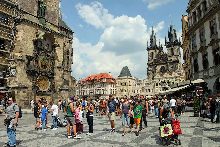 Оценка уровня жизни в Чехии