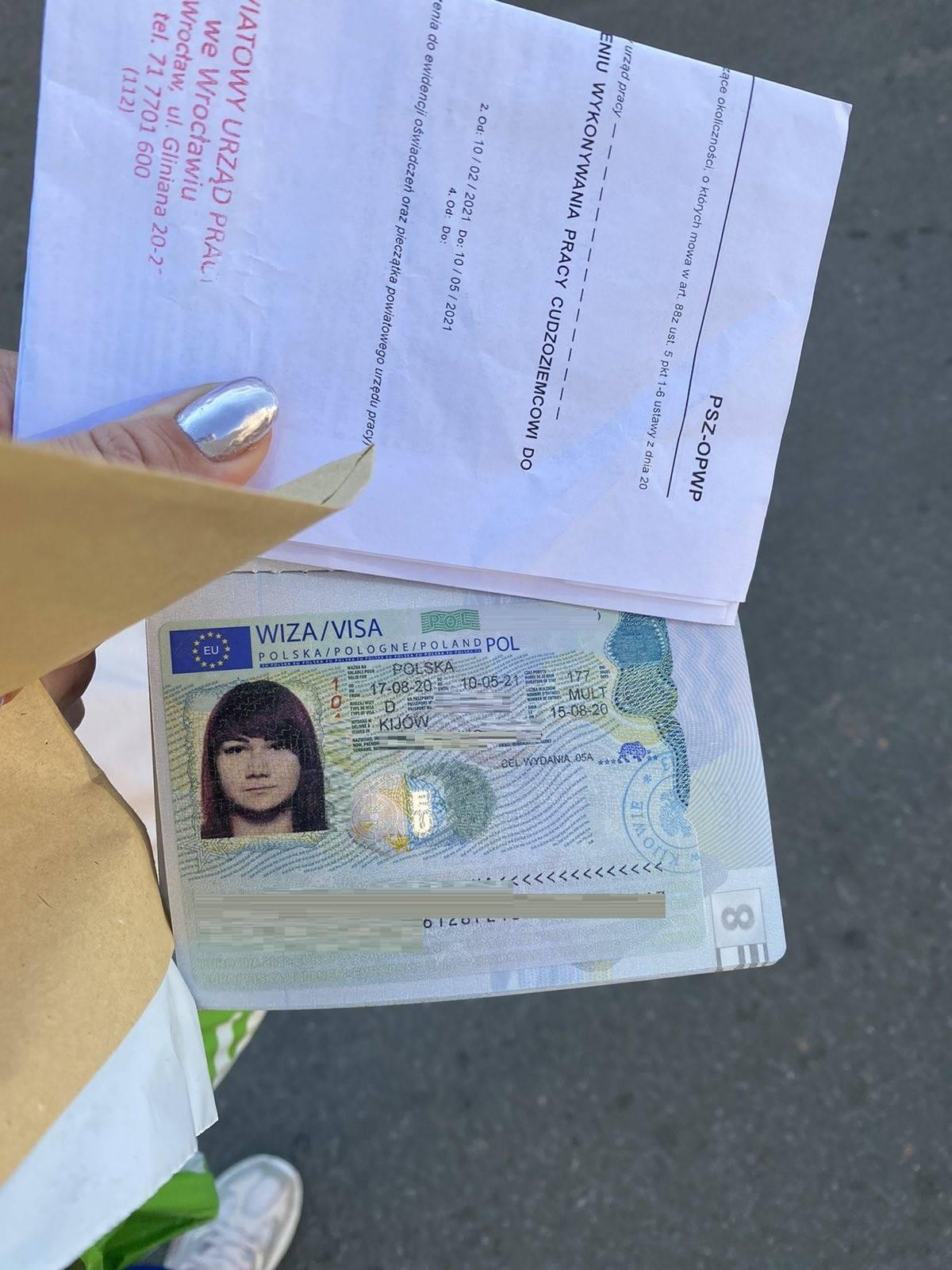 Срочная виза в польшу за 3 дня, 1 день в москве 2020