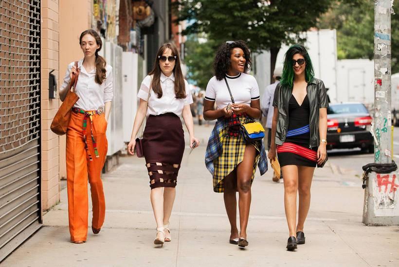 Американский стиль одежды (37 фото): как одется девушкам и подросткам в этом стиле