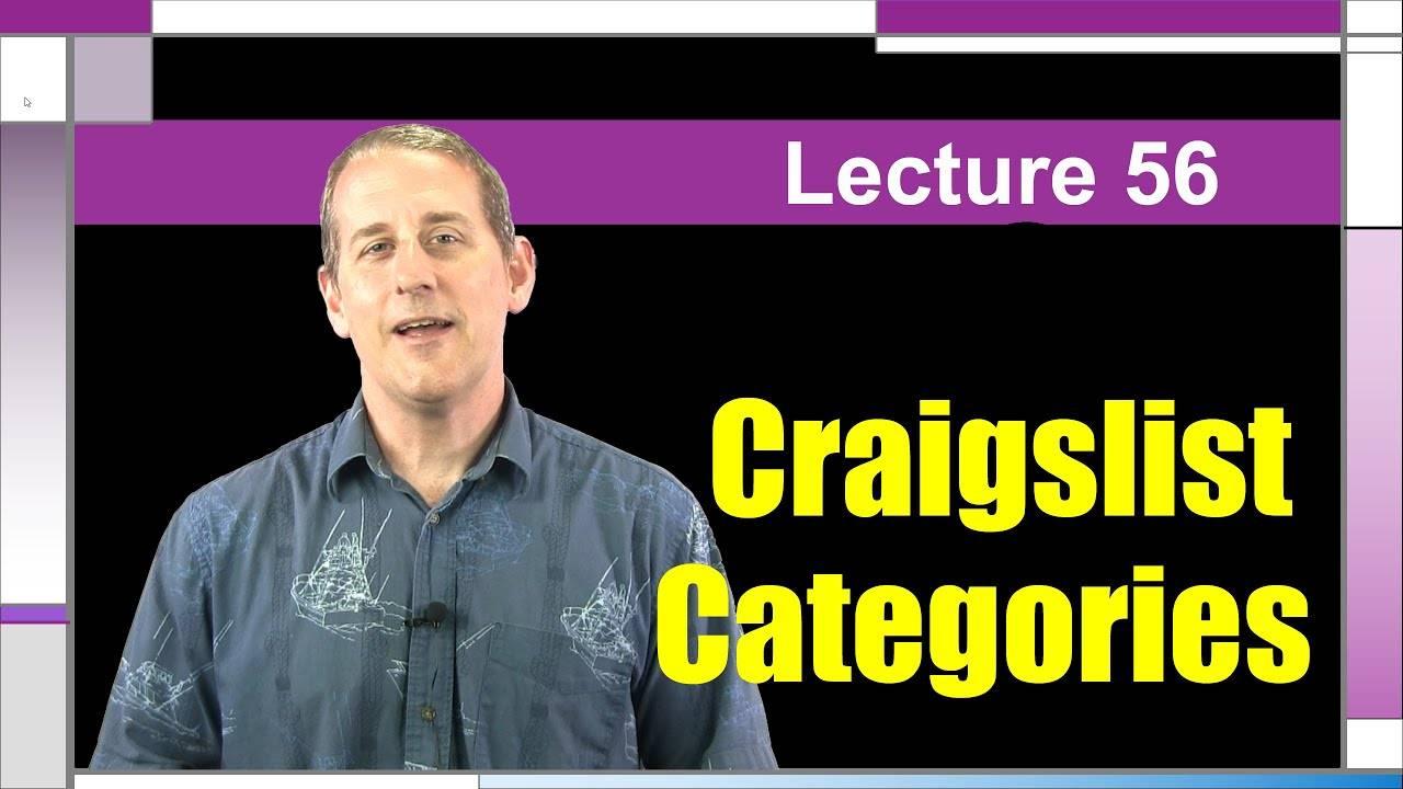 Что такое craigslist? - моя америка