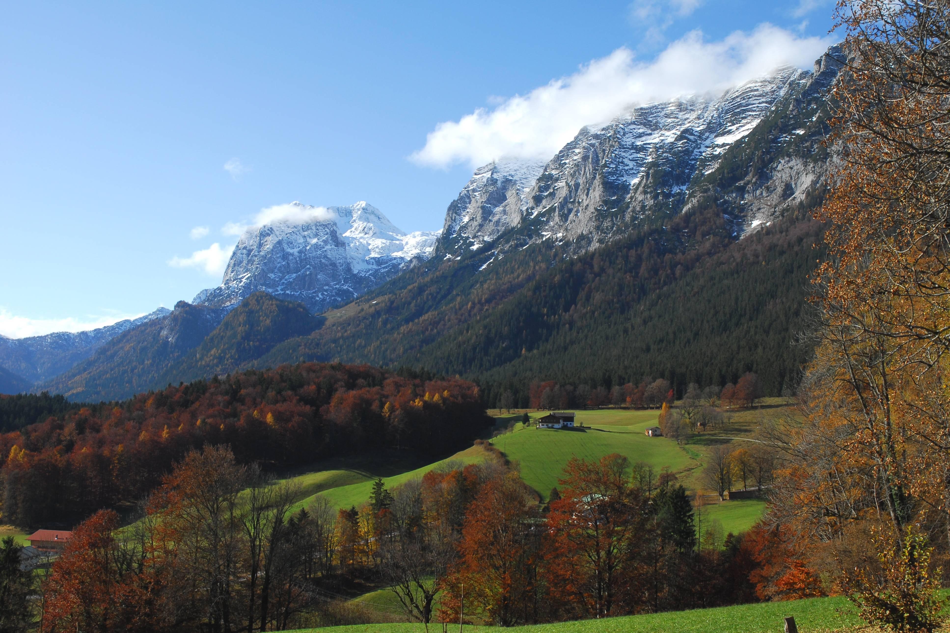 Национальные парки германии: список, описание