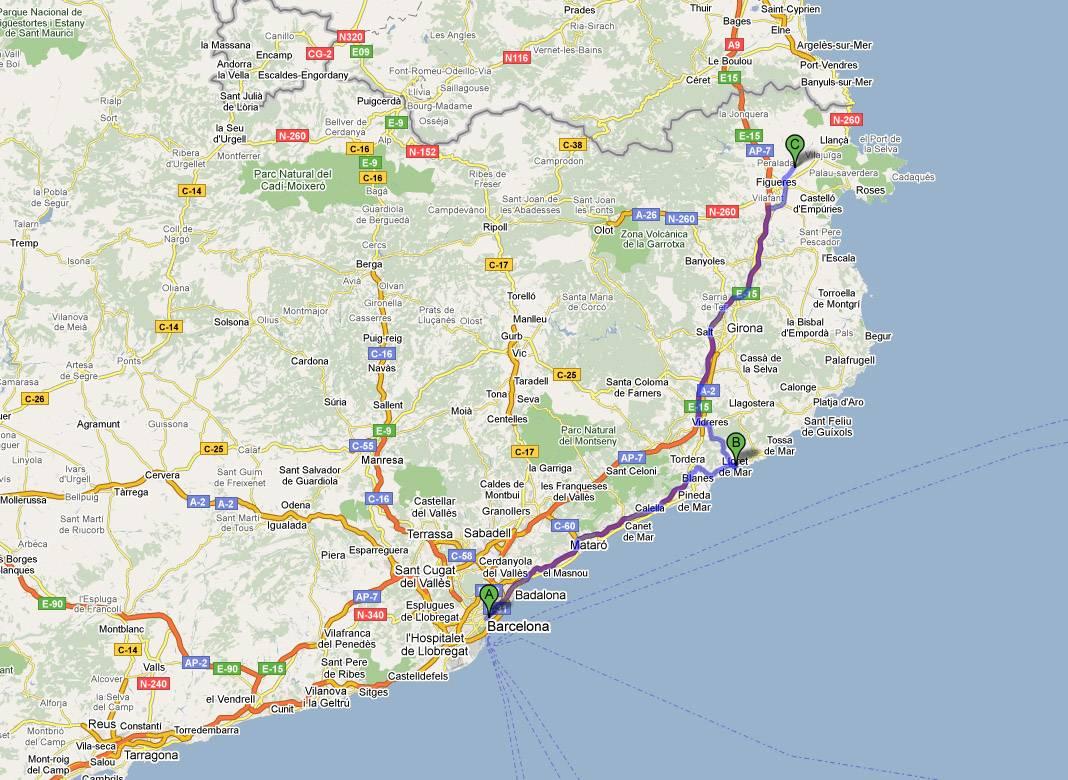 Подскажите, пожалйста, как добраться из аэропорта барселоны в льорет-де-мар? - советы, вопросы и ответы путешественникам на трипстере