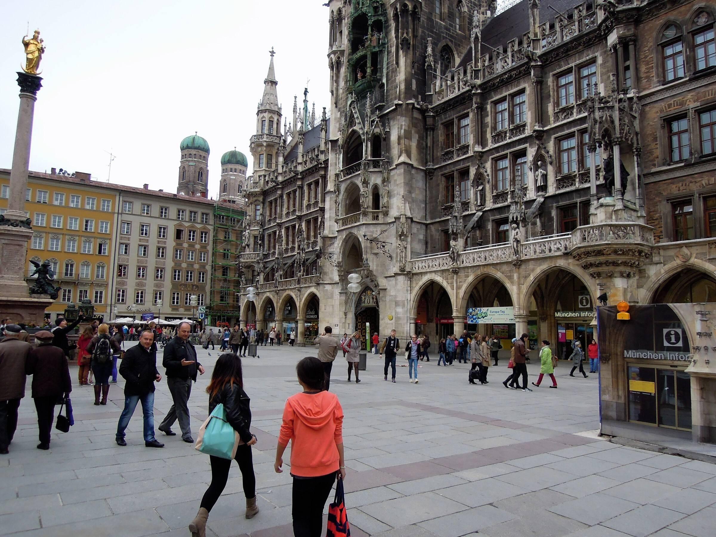 Что посмотреть в мюнхене за 2-3 дня (фото)