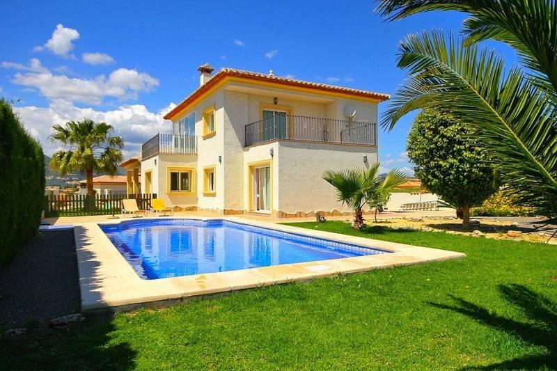 Купить дом испания