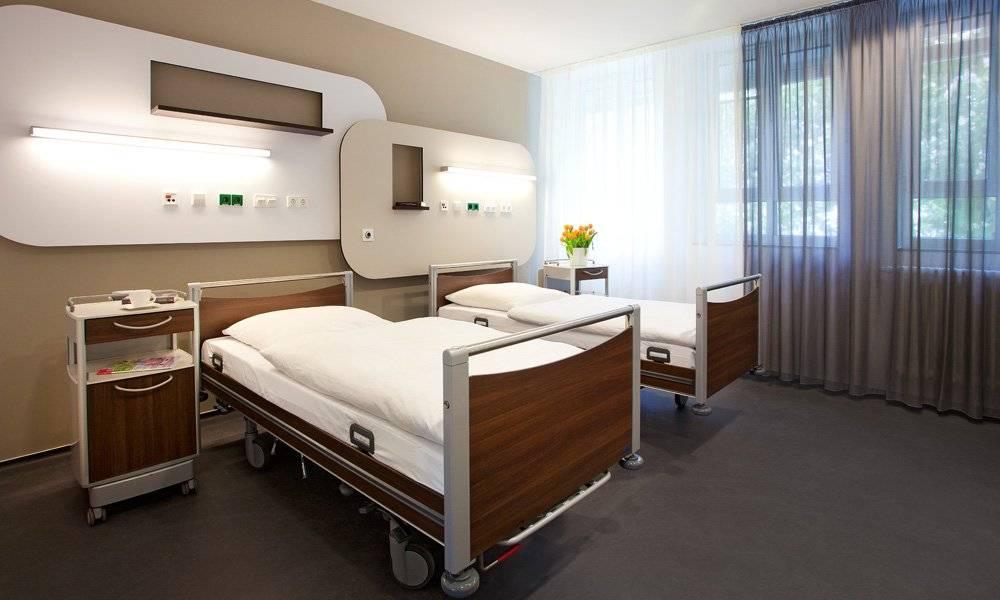 Клиника в берлине charite | советы доктора