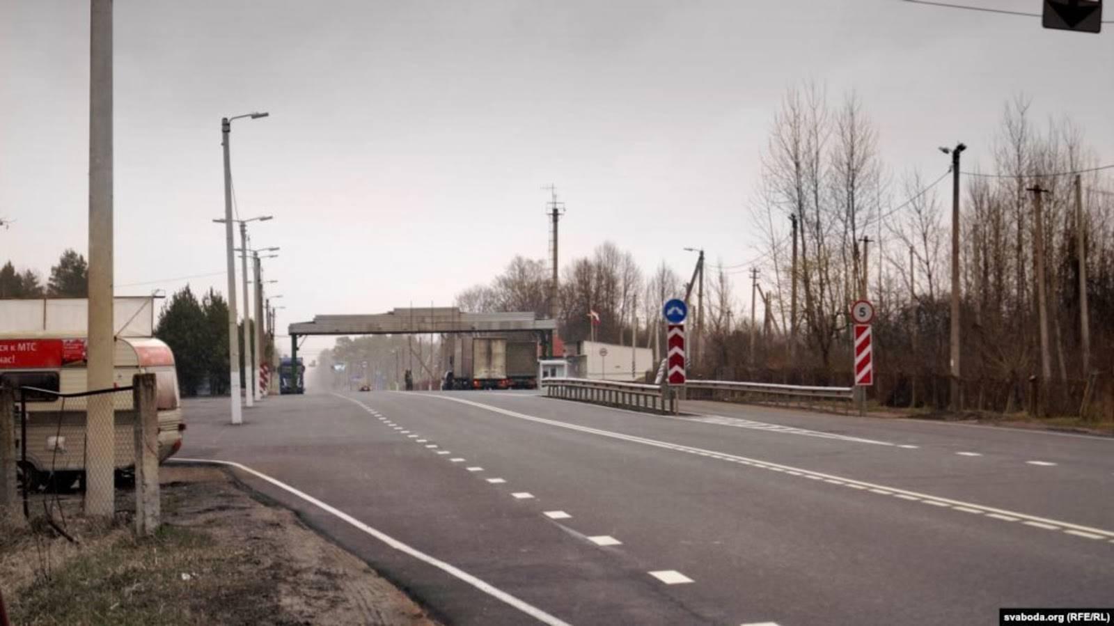 Погранкомитет разъяснил, как будем пересекать границу с21декабря икакие документы для этого нужны